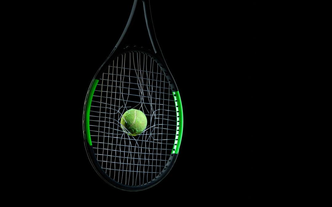 Tennishalle geschlossen
