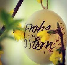 Frohe und besinnliche Ostern